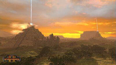 Ciudad Templo Warhammer Total War
