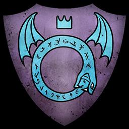 Emblema Warhammer Total War Hermandad Necrarca