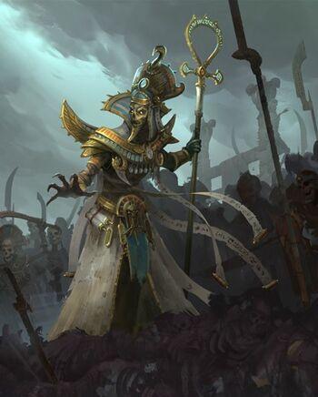Victoria de khatep warhammer total war por Stoyan Stoyanov
