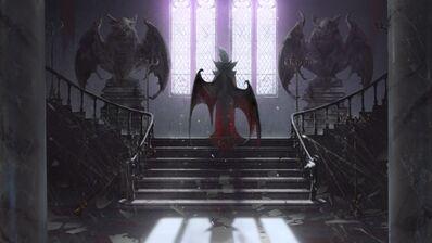 Warhammer Total War Escaleras Condes vampiro