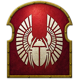 Emblema Warhammer Total War Numas
