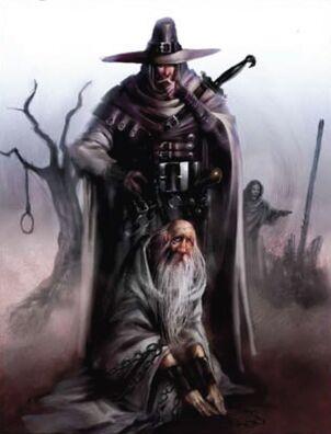 Cazador de Brujas Turba