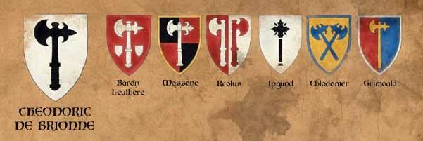 Heráldica de Brionne