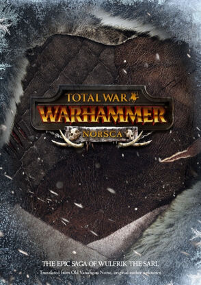 Portada The Epic Saga Of Wulfrik The Sarl