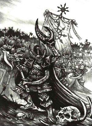 Regalos del Caos por Des Hanley Paladín