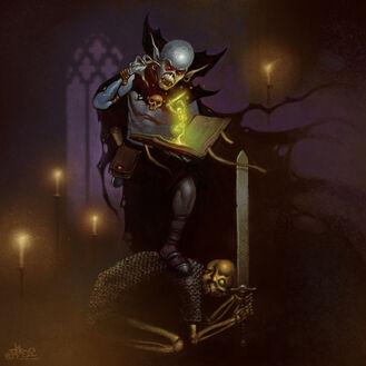 109 Arkayne Vampire-Peter Tikos
