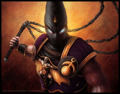 86 Cultista de Slaanesh-Mark Molnar