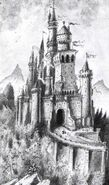 Castillo Bretonia de John Blanche