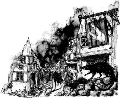 Mordheim Ruinas