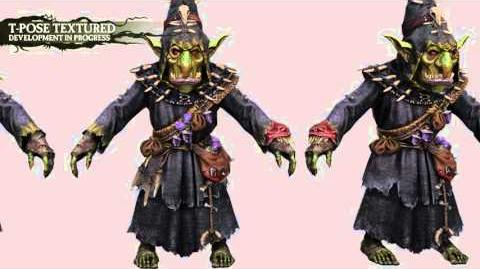Total War Warhammer - Goblins nocturnos