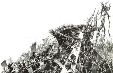 Hechicero del Caos por Des Hanley Magia del Caos