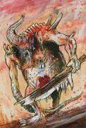 Heraldo de Nurgle por John Blanche