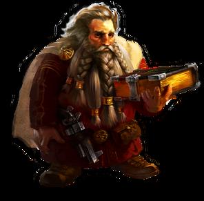 Agente warhammer juego de Rol