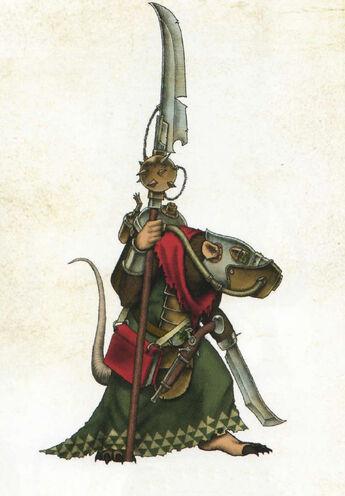 Clan Vrrtkin Señor de la Guerra