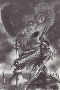 Gilead Lothain por Mark Gibbons La Venganza de Gilead