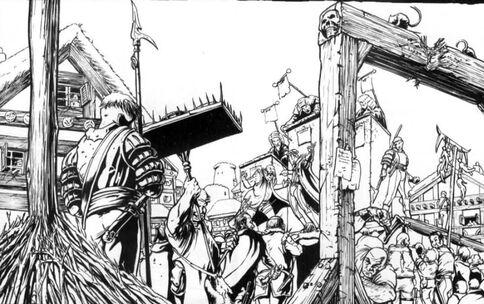 Juicio en el imperio por Tony Parker