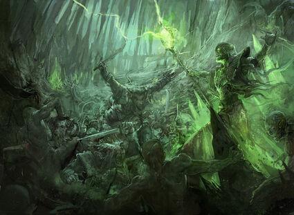 Warhammer nagash der unbeugsame by faroldjo-d6bna56 Skavens