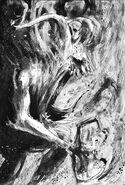 Horror de Tzeentch 01 por John Blanche
