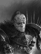 Señor del Caos Vhorgokh Ruín Adrian Smith