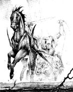 Carro de la peste por Adrian Smith