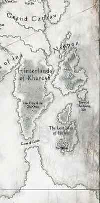 Map Warhammer World 4