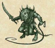 Señor de las bestias Pat Loboyko