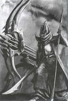 Lanzavirotes Destripador Elfos Oscuros 7ª Edición
