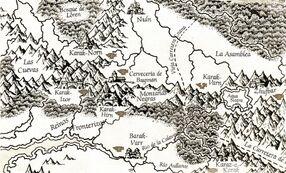 Mapa Cervecería Bugman