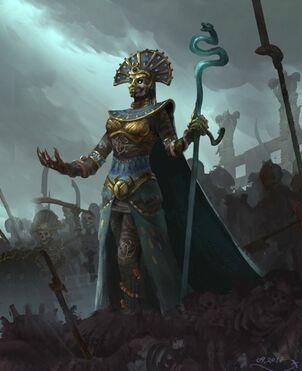 Victoria de khalida warhammer total war por Stoyan Stoyanov