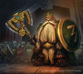 Defender vuestro honor! por Alexandru Sabo Enanos