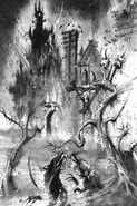 Plagaskaven por John Blanche