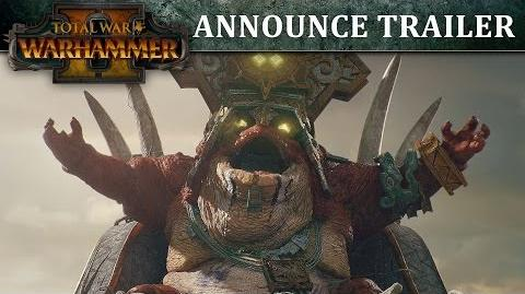 Total War WARHAMMER 2 – Tráiler cinematográfico PEGI SPA