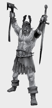 Luchador de Pozo - Gladiador