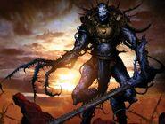 Príncipe demonio tzeentch creature guide