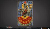 Carta karl franz vermintide 2 por Svjeeta y John Silva