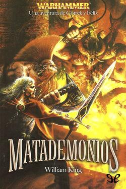 Matademonios novela