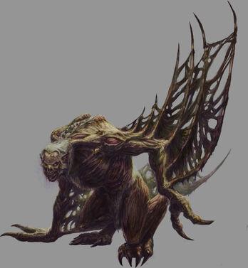 Varghulf Warhammer Online Michael Phillippi