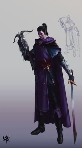 Sombra Warhammer Online por Michael Phillippi