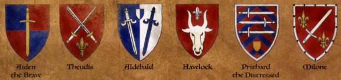 Heráldica de Carcassonne