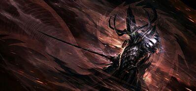 Portada Bane of Malekith por Raymond Swanland