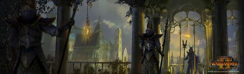 Ciudad asur warhammer total war por Vilius Petrauskas