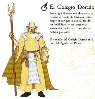 El Colegio Dorado