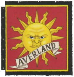 Estandarte de Averland