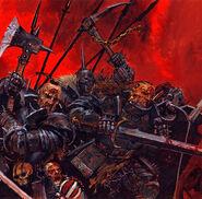 Guerreros del Caos por Adrian Smith C as 2102