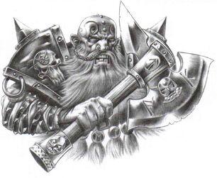Enano mercenario