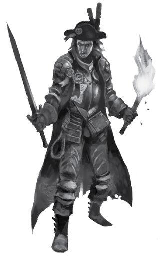 Cazador de Brujas Rol