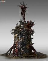 Torre campamento caos vermintide 2 por Patrick Rosander