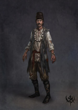 Campesino Sylvano (1) por zhangji Condes Vampiro