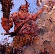 Gigante del Caos A.Smith
