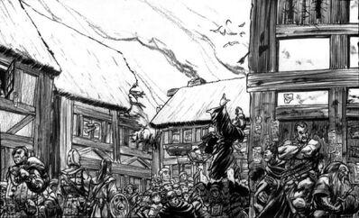 Mousillon ciudad población por Tony Parker